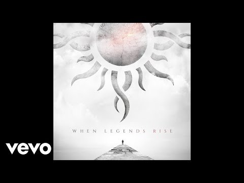 Scene News: GODSMACK announce the release of WHEN LEGENDS RISE, their first studio album in four years