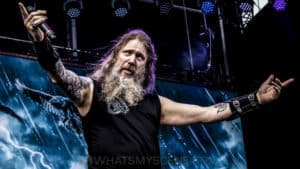 Snap Scene: Download Festival: Amon Amarth, Arch Enemy, Gojira, Flemington Racecourse - 24th March 2018