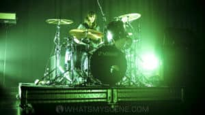 Snap Scene: Black Rebel Motorcycle Club - Forum Theatre, Melbourne 24th March 2018