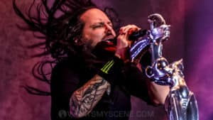 Snap Scene: Download Festival: Korn, Good Charlotte, King Parrot, Limp Bizkit, Flemington Racecourse - 24th March 2018