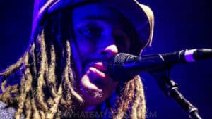 Snap Scene: JP Cooper, Hisense Arena, 19th April 2018