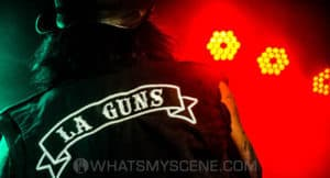 Snap Scene: LA Guns - Max Watts, Melbourne 18th May 2018