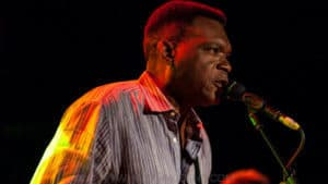 Snap Scene: Robert Cray - Croxton Bandroom. 17th May 2018.