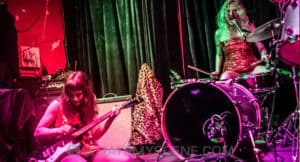 Snap Scene: Shrimpwitch - The Old Bar, Fitzroy, 14th May 2018.