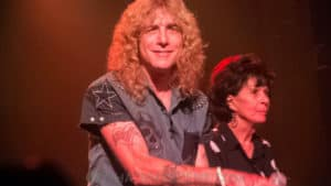 Snap Scene: Steven Adler & Deanna Adler Q&A with James Young