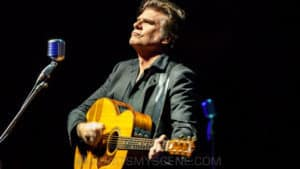 Snap Scene: Tex Perkins - The Man in Black, The Palais. 12th May 2018