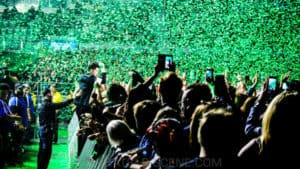 Snap Scene: The Script, Hisense Arena, 19th April 2018