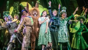 Snap Scene: Media Call: Wizard of Oz, Regent Theatre - 17th May 2018