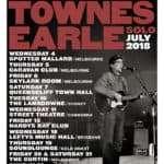 Scene News: Justin Townes Earle Cancels2018 Australia Tour
