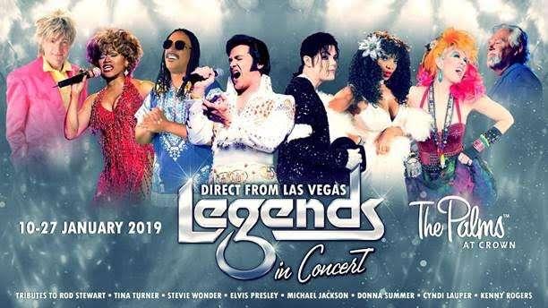 Scene News: Legends In Concert