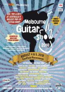 Scene News: Melbourne Guitar Show is ready to shred again the first weekend of August