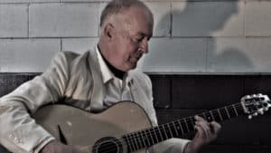 Q&A Scene: Guitarists' Special ~ Peter Baylor