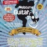 Scene News: Diesel, Harts, Bec Sandridge & More Added To Melbourne Guitar Show