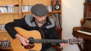 Q&A Scene: Guitarists Special - Justin Bernasconi