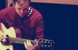 Q&A Scene: Guitarists' Special ~ Adam Miller