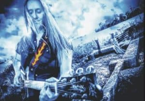 Q&A Scene: Guitarists' Special ~ Fiona Boyes