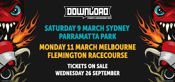 Scene News: DOWNLOAD Tickets on sale TODAY at 9am!