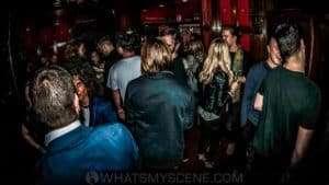 Snap Scene: Geddes Lane Ballroom Opening Night feat. Kingswood - 11th October 2018