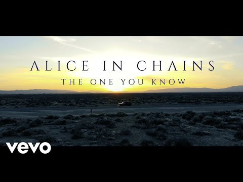 Scene News: Alice In Chains - Release Video For Never Fade