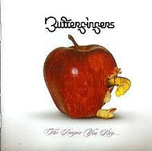Throwback Thursday: CD Review ~ BUTTERFINGERS: The Deeper You Dig