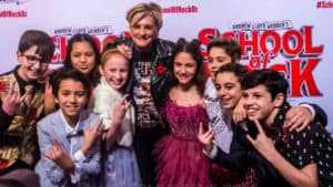 Review Scene: School of Rock , Her Majesty's Theatre. 9th November 2018