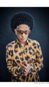 Scene News: Just announced - free DJ set tonight - Melbourne Cup Day Eve - by UK punk legend Don Letts