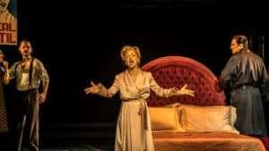 Snap Scene: Evita Media Call, State Theatre, 6th December 2018
