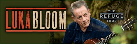 Scene News: Luka Bloom Returns To Australia