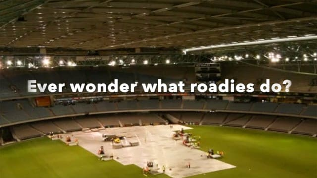 Scene News: Roady4Roadies - Celebrate and Support Australian Roadies