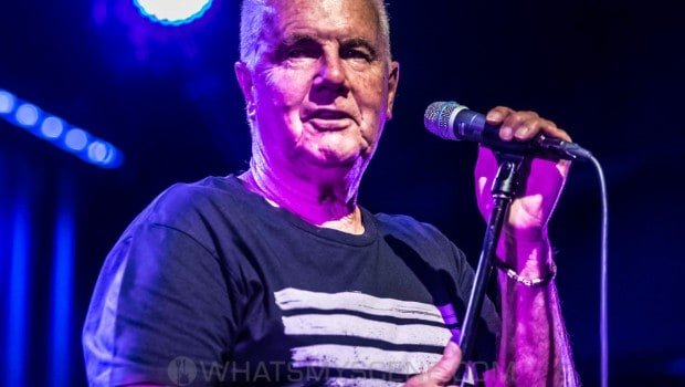 Snap Scene: Daryl Braithwaite - Caravan Music Club 11th Jan 2019