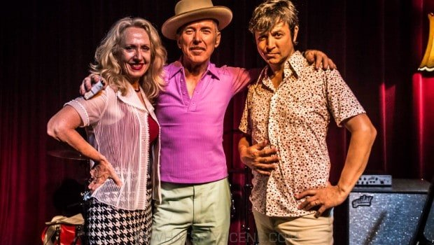 Snap Scene: Dave Graney & The MistLY - Caravan Music Club 24th Jan 2019