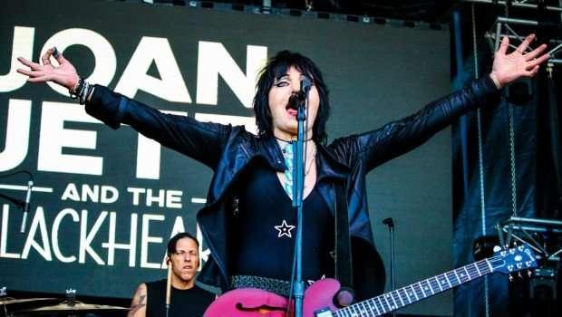 Snap Scene: Joan Jett & The Blackhearts - Red Hot Summer - Mornington Racecourse, Melbourne 19th Jan 2019