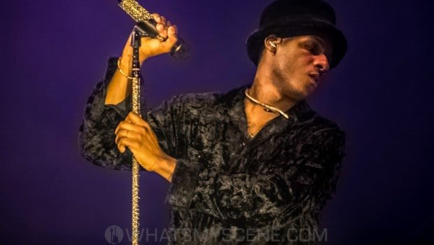 Snap Scene: Leon Bridges - The Palais 14th Jan 2019