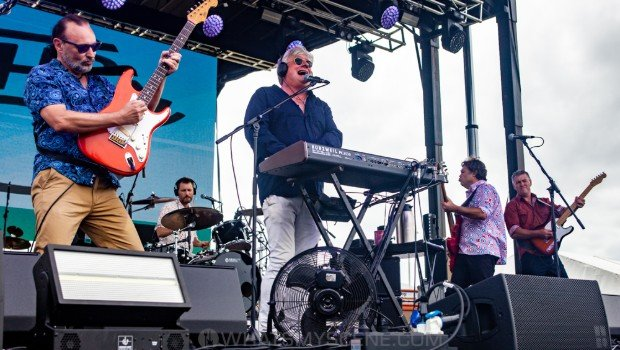 Snap Scene: Mental As Anything - By the C, Stuart Park, Woolongong 20th Jan 2019