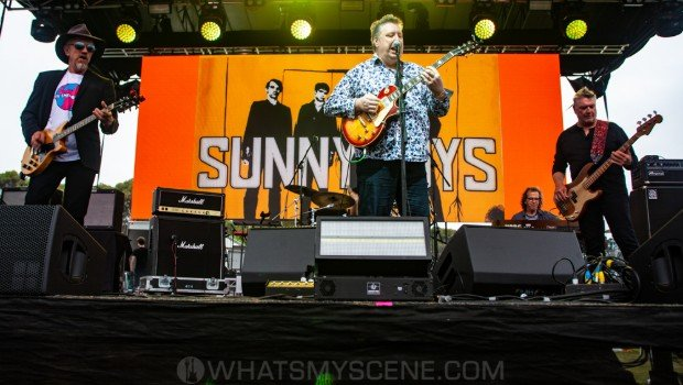 Snap Scene: Sunnyboys - By the C, Stuart Park, Woolongong 20th Jan 2019