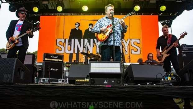 Snap Scene: Sunnyboys - By the C, Stuart Park, Woolongong 20th Jan 2019