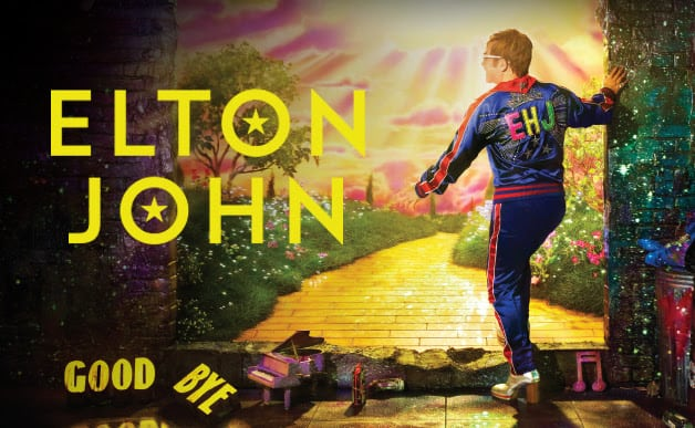 Scene News: Elton John's Farewell Yellow Brick Road Tour - A Day On The Green Dates Announced