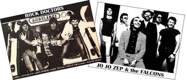 Scene News: John Power Memorial Concert - Jo Jo Zep And The Falcons And Rock Doctors