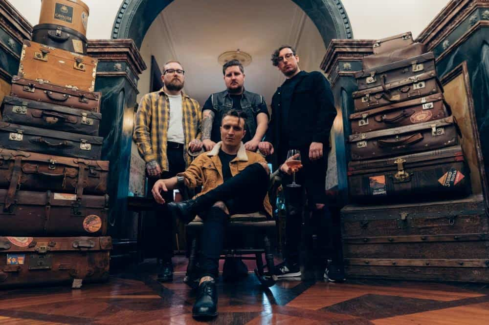 Scene News: She Cries Wolf release new single 'Magdalene' featuring Ahren Stringer of The Amity Affliction