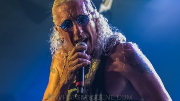 Snap Scene: Dee Snider - Shouted - Croxton Bandroom, 2nd Feb 2019