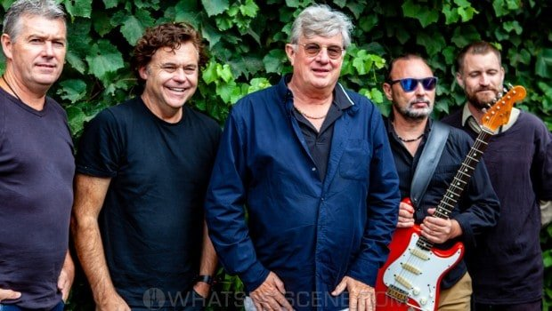 Snap Scene: Mental As Anything - By The C - Leura Park Estate 9th Feb 2019