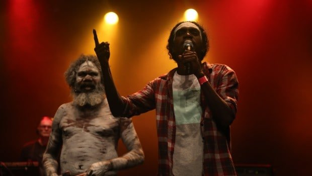 Scene News: Yothu Yindi and the Treaty Project at Arts Centre Melbourne May 4