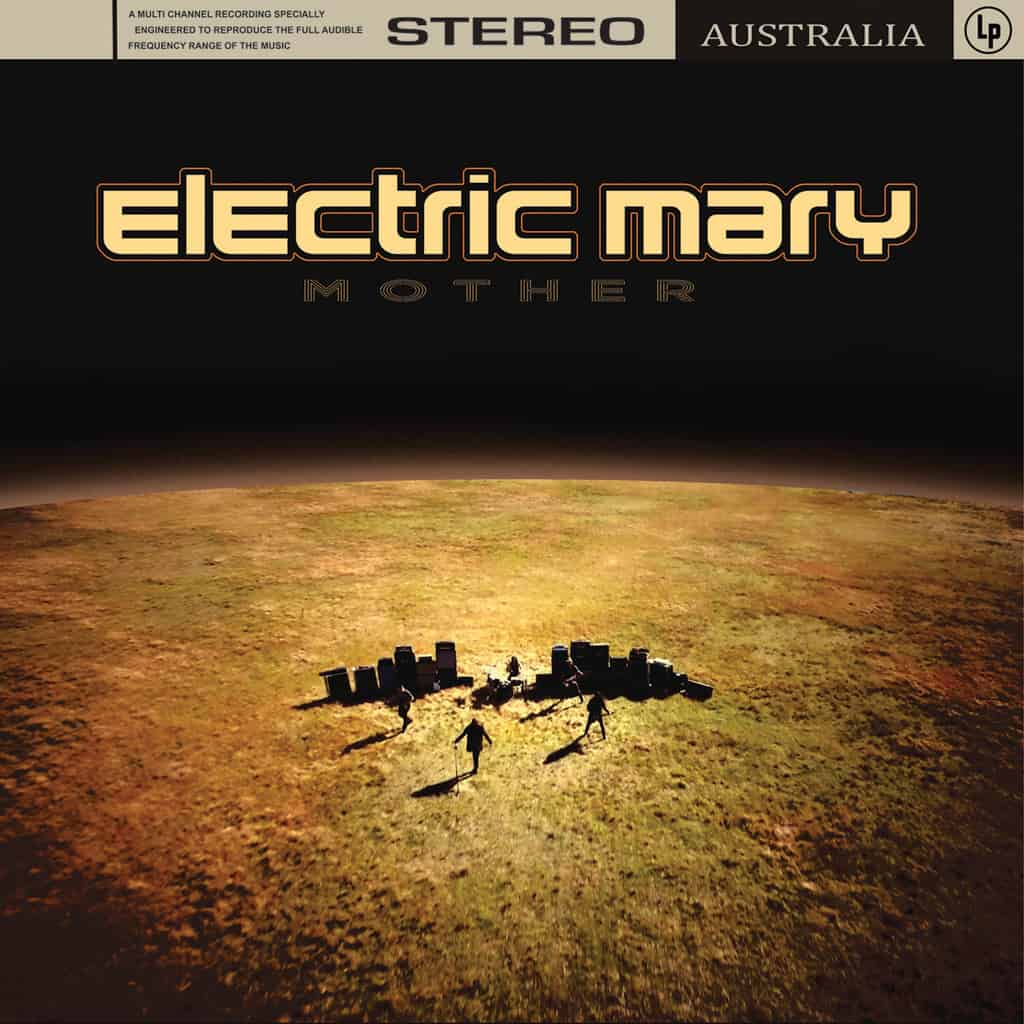 Scene News: Electric Mary - 'Mother' to Be Released on Feb 15
