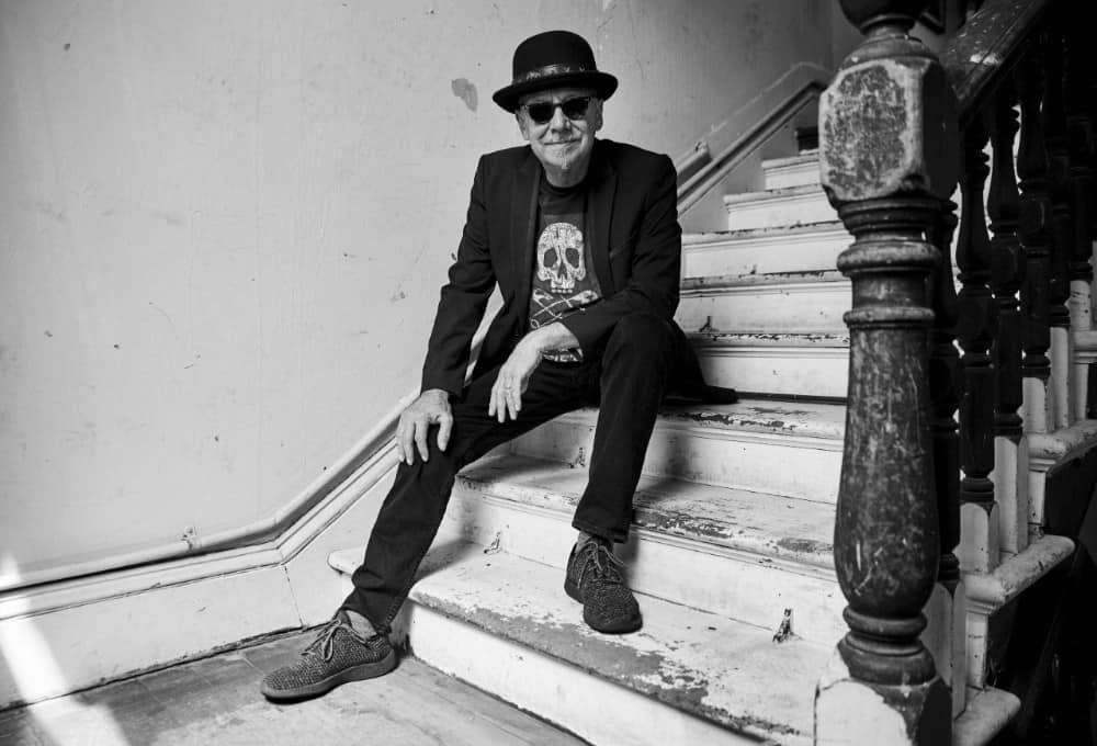 Scene News: Russell Morris - Legendary Australian Musician Announces New Album 'Black And Blue Heart'