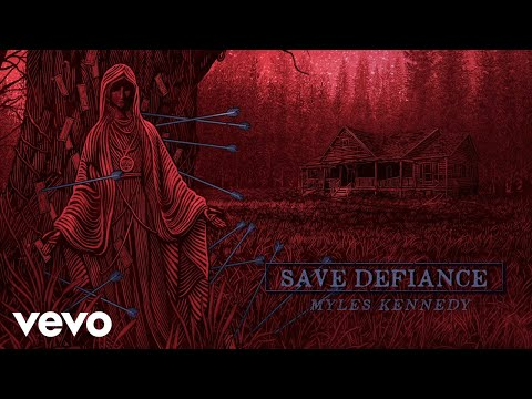 "Scene News: Mark Morton (Lamb Of God) Releases New Song ""Save Defiance"" Featuring Myles Kennedy"