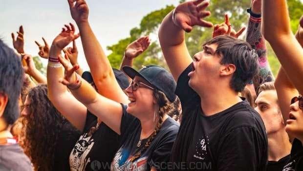 Snap Scene: Download Festival, Paramatta Park. 9th March 2019