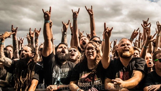 Snap Scene: Download Festival, Paramatta Park. 11th March 2019