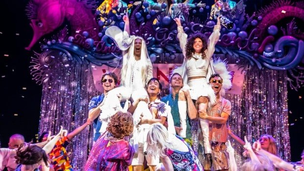 Review Scene: Muriel's Wedding The Musical - Her Majesty's Theatre - 23rd March 2019