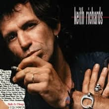 "Scene News: Keith Richards releases ""Talk is Cheap"""