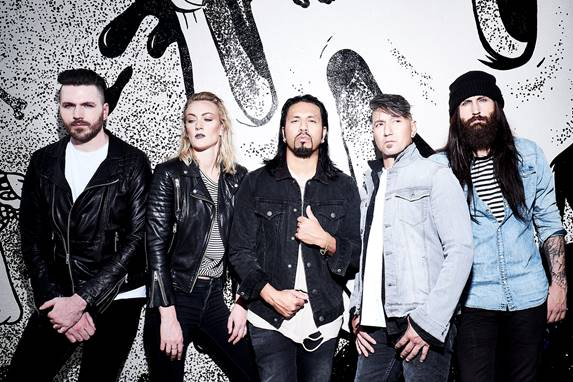 Scene News: US Rockers POP EVIL touring down under for the first time!